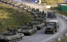 """Ситуация на Донбассе тревожная: оккупанты стягивают танки """"Т-72"""" и """"Грады"""" под Луганск"""