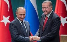 """""""Есть два наиболее опытных политических лидера – это Путин и я"""", - Эрдоган """"разошелся"""" перед выборами"""