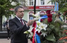 """Жители Луганска Пасечнику: """"Кому нужен ваш салют, мы нищие, город на карантине"""""""