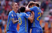 Украина впервые в истории прорвалась в полуфинал ЧМ по футболу U-20 - подробности и яркие кадры победы