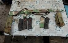 Под Бахмутом задержали террориста с крымским оружием – Аброськин опубликовал эксклюзивные кадры