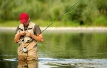 Забросил удочку прямо на провода - на Закарпатье рыбака убило током