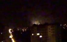 Неспокойный вечер в Донецке: звуки артиллерии слышны практически во всех районах города