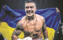 """Усик - Уизерспун: украинец """"расправился"""" с соперником из США и красиво ворвался в супертяжелый дивизион"""
