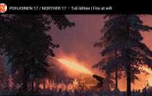 Финская армия показала, что будет, если Россия вторгнется на их территорию: ад покажется лучшим местом для агрессора - кадры