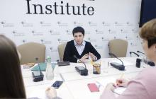"""""""Очень тонкая грань между профессией человека и агитацией в данном случае"""", - председатель ЦИК высказалась о Зеленском"""