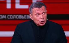 """СБУ """"ударила"""" по Соловьеву, открыв два уголовных дела против пропагандиста РФ"""