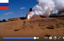 """Российские солдаты по ошибке подорвали комплекс """"С-300"""" своей же ракетой: видео взорвало соцсети"""
