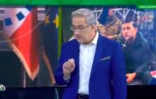 """Пропагандист РФ Норкин в прямом эфире сделал признание о Мариуполе и Авдеевке: """"Не наша земля"""""""