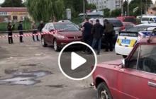 В Ровно расстрелян известный бизнесмен Загороднюк: убийца добивал погибшего на глазах у свидетелей - кадры