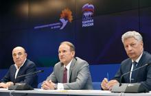 """""""Возьмут власть"""", - СМИ пояснили, как партия Медведчука и Бойко готовится к местным выборам"""