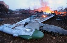 В Сирии, предположительно, сбит российский дрон: удар прошел в день ликвидации генерала ВС России