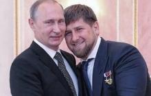 """Премия """"главный подлиза года"""" присуждается… Кадырову: глава Чечни эффектно прогнулся перед Путиным, благодаря смартфону iPhoneX"""