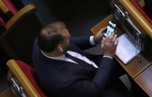 "Михаил Добкин ""объяснился"" за нашумевшее фото фитнес-модели в Раде"