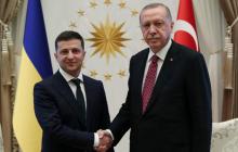 Деоккупация Крыма: Зеленский обозначил роль Турции в этом процессе