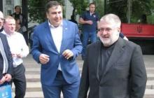 Сенсационная встреча Саакашвили с Коломойским в Женеве: экс-губернатор Одесчины уже не угрожает тюрьмой днепровскому бизнесмену - СМИ
