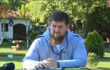 """Кадыров недоволен """"обнулением"""" президентства Путина: """"Такого никогда у нас не было"""""""