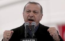 """""""Им придется заплатить куда более высокую цену"""", - Эрдоган предупредил, что будет мстить за сбитый турецкий вертолет"""