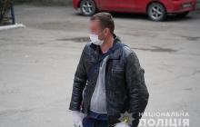 Жительница Тернополя отказалась пускать домой вернувшегося из Польши мужа-заробитчанина, кадры