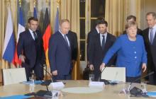 В работе нормандского саммита неожиданные изменения: теперь все зависит от Зеленского и Путина