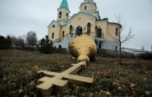 В Донецке снаряды попали в районы шахты «Октябрьский рудник» и жилые дома, - администрация