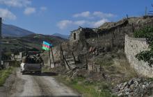 Азербайджан продолжает побеждать в Карабахе: взят под контроль крупный населенный пункт Губадлы
