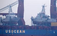 Украина получит еще четыре катера типа Island – детали сделки