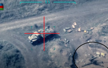 Армения несет тяжелые потери в Карабахе: Азербайджан взорвал еще один танк Т-72, РЛС и грузовик со снарядами