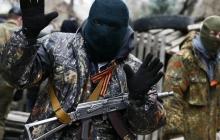 """""""Три трупа, исчезнувшее оружие и сломанный миномет"""", - на позиции """"ДНР"""" под Горловкой странное ЧП"""