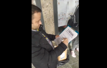 """На """"опросе Зеленского"""" один человек проголосовал сразу 7 раз: видео вызвало скандал"""
