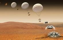 Посадочный модуль Schiaparelli сегодня совершил посадку на Марсе: ученые надеются найти признаки жизни на соседней планете