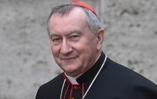 Порошенко проведет встречу с госсекретарем Ватикана кардиналом Паролином, который посетит Украину