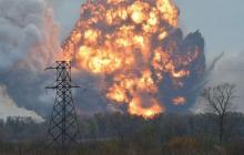 """Боевики угрожают Украине крупным взрывом: российские СМИ опубликовали предупреждение от властей """"ЛНР"""""""