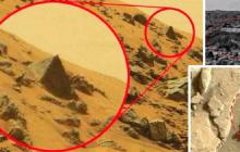 На Марсе уфологи наткнулись на проклятое погребение правителя с Нибиру