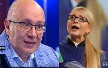 """Ганапольский """"размазал"""" Тимошенко прямо в студии: видео вранья Юли раскрыли в прямом эфире"""