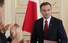Президент Польши Анджей Дуда рассказал о том, что его пугает в украинцах