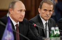 Медведчук пояснил позицию Путина по освобождению украинских пленных моряков