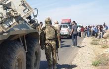 В Сирии заблокировали движение военного патруля РФ – россиянам пришлось экстренно поднимать авиацию, кадры