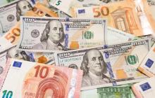 Курс доллара и евро в Украине резко изменился после голосований в Раде