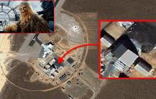 В Зоне 51 американские спецслужбы скрывали существо, напоминающее Чубакку