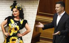 """Наташа Королева рассказала пикантную историю о Владимире Зеленском: """"Он мне очень импонировал"""""""