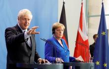 """Джонсон и Меркель """"поставили Трампа на место"""" за слова о возвращении России в G8"""