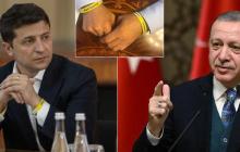 """Эрдоган неожиданно """"уколол"""" Зеленского из-за украинских моряков: президент Украины не растерялся и ответил"""