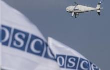 Российские оккупанты открыли огонь по БПЛА - наблюдатели ОБСЕ срочно покинули территорию