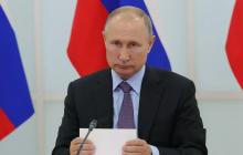 Путин вновь прокололся со своим двойником: Сеть озадачила странная внешность главы России – фото