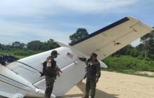 Американский самолет с наркотиками сбили в Венесуэле