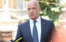 Мэра Одессы Труханова увезли на допрос в САП – подробности