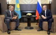 Российские СМИ: Назарбаев сделал сенсационное заявление о решении Порошенко по Донбассу