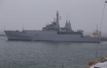 НАТО перебросил в порт Одессы мощный военный корабль: опубликованы первые фото, Кремль пока молчит