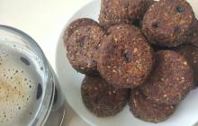 Веганская кухня: домашние кексы без муки, яиц и сахара